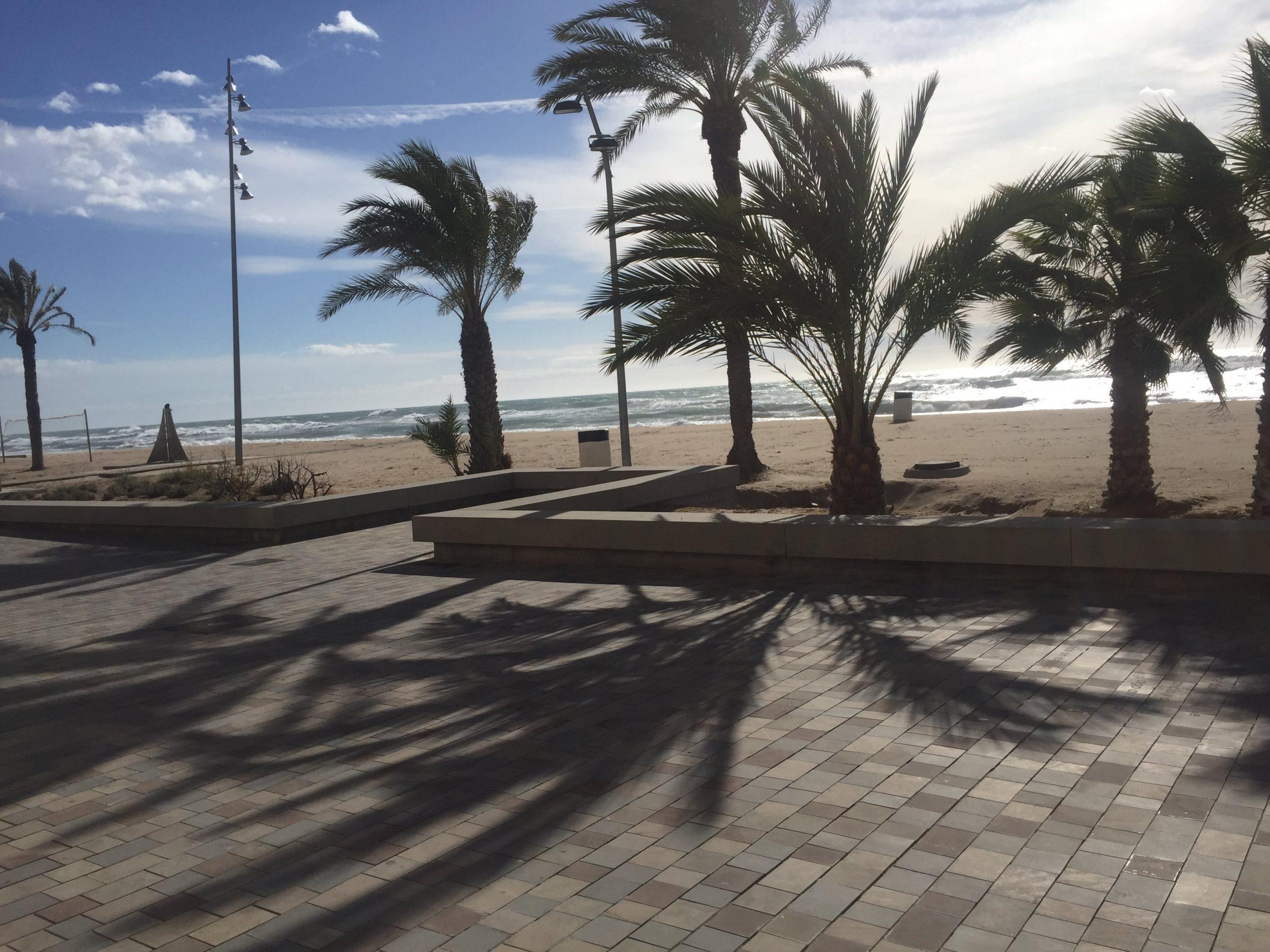 Piso acogedor con salida directa al mar en Calafell, Tarragona