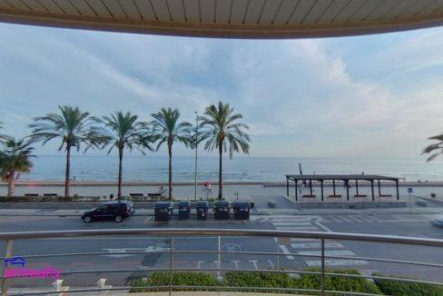 Piso frente al mar, Tarragona
