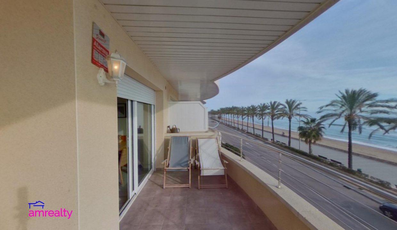 Piso frente al mar, Tarragona (2)