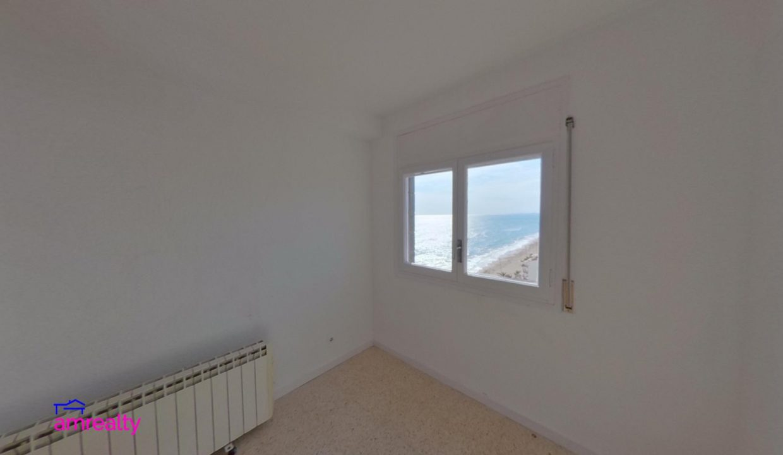 Piso frente al mar Torre Calafell alquiler (16)
